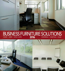 Business Furniture Solutions That Fit Your Style And Production Needs.